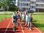 Atletický čtyřboj - 1.st. - 24.6.2016