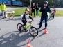 Dopravní soutěž cyklistů - 8.10.2019