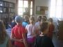 Návštěva knihovny - 2.B