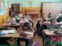 První týden ve škole - 4.B