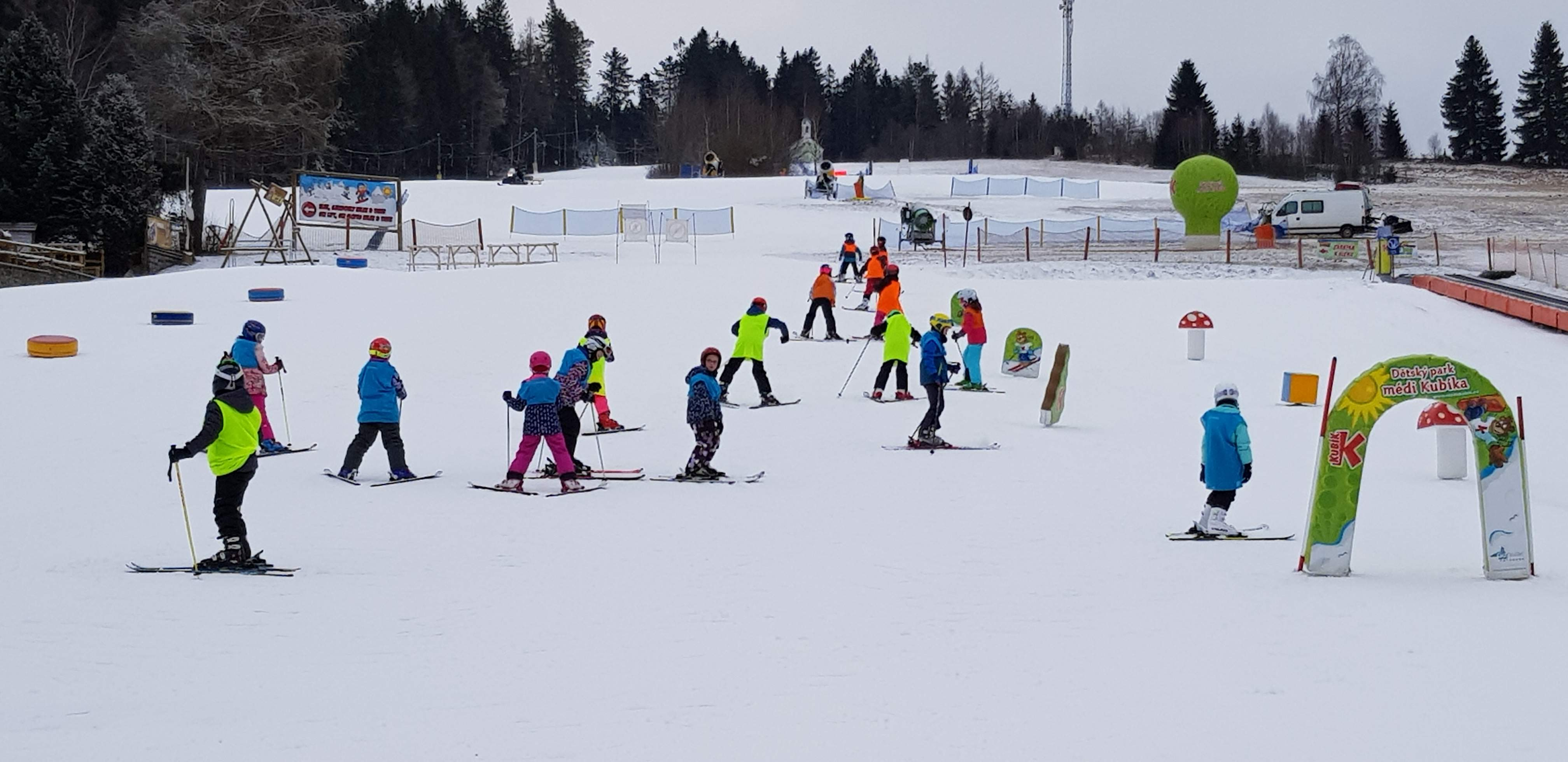 Lyžařský výcvik 3.ročníku – 3.2.-7.2.2020